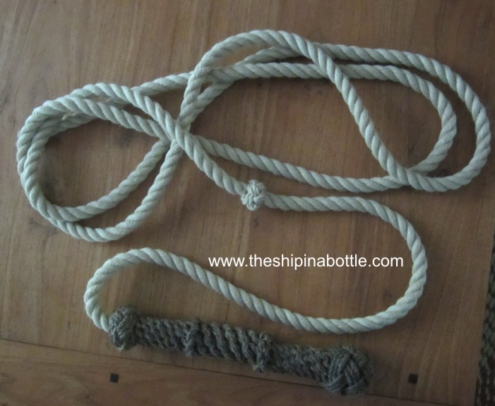Long bell rope