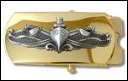CPO Belt Buckle - Enlisted Surface Warfare