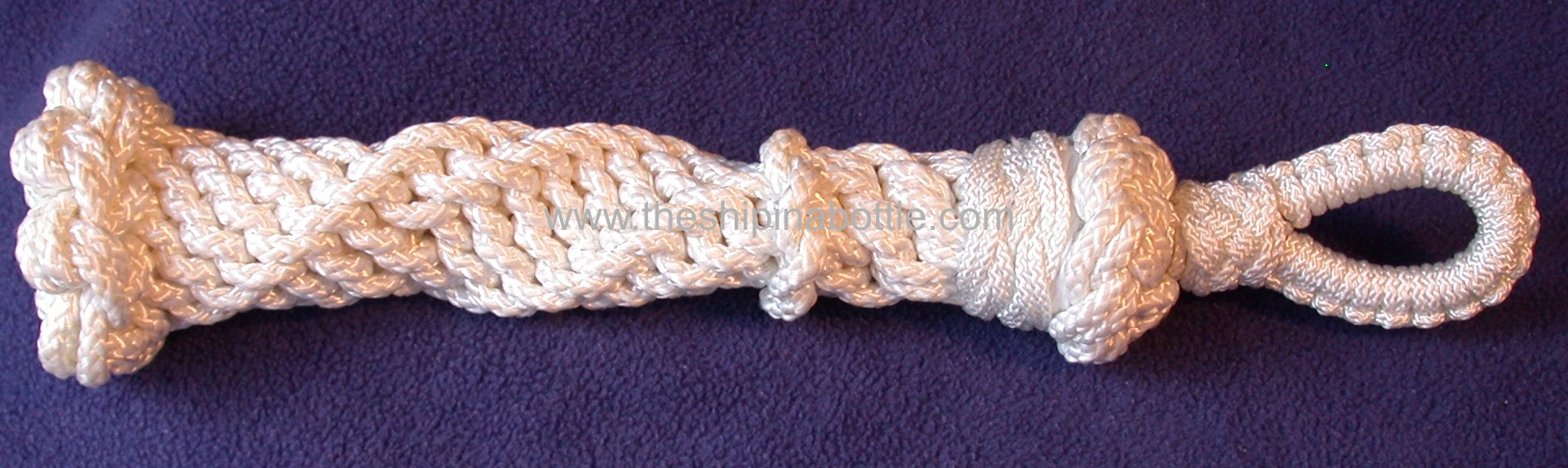Spiral Bell Rope