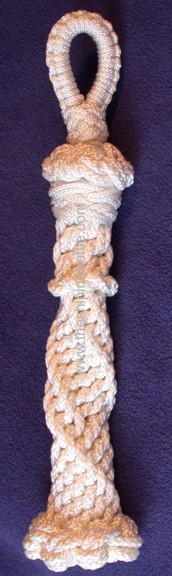 Spiraled Bell Rope